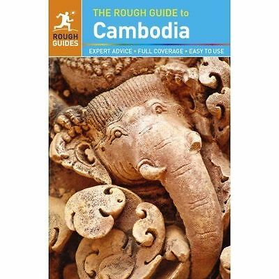 The Rough Guide to Cambodia, Rough Guides, New Book