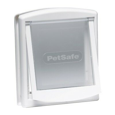 PetSafe Staywell Original 2 Way Pet Door Small White - Cat Dog Flap 715EF