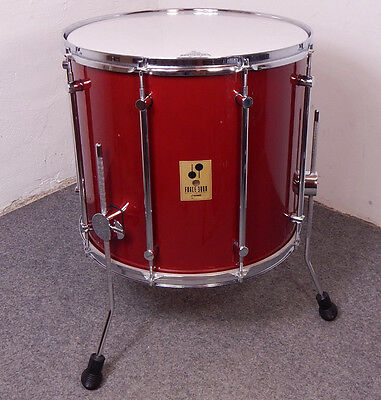 "Sonor Force 3000 18"" x 16""  Floortom FFT-318 Standtom Red Crimson **NEUWERTIG**"
