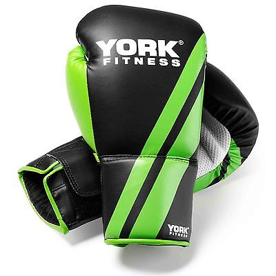 York 14oz Sparring Boxing Gloves Adult Punch Bag MMA Fight Training