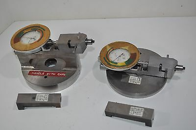 Mitutoyo Precision Dial Indicator Gauge w/ specialized base LOT  # 2358-50