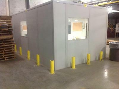 Modular Inplant Office System - 12' x 16' or Built