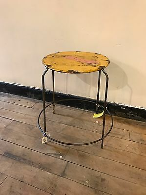 Industrial Castrol Stool ! NOW REDUCED! GRAB YOURSELF A BARGAIN!