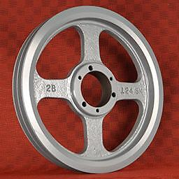 2B80Sk Qd Sheave A/b Section 2 Groove Factory New!