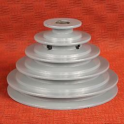 """Aks62-3/4 5 Step Pulley, 2"""", 3"""", 4"""", 5"""" Factory New!"""