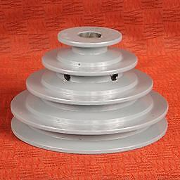 """Aks63-3/4 4 Step Pulley, 3"""", 4"""", 5"""" & 6"""" Factory New!"""
