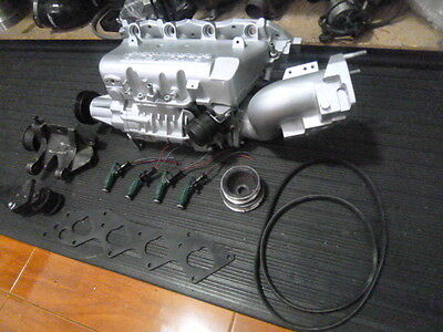 HONDA CIVIC CRX Delsol Integra B16 B18 B20 B Series Jrsc Turbo Supercharger