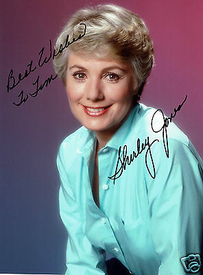 Shirley Jones Actress The Partridge Family Love Boat Hand signed Photograph 10x8
