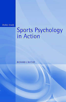 Sports Psychology in Action-ExLibrary