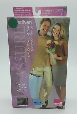 Mediven Assure 14303 Closed Toe Maternity Compression Pantyhose 20-30 L Beige