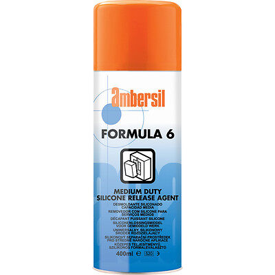 Ambersil Formula 6 Release Lubricant 25Ltr