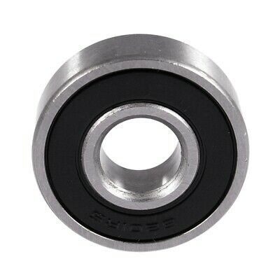 6201RS Shielded Deep Groove Ball Bearing 32mm x 12mm x 10mm N6Z5