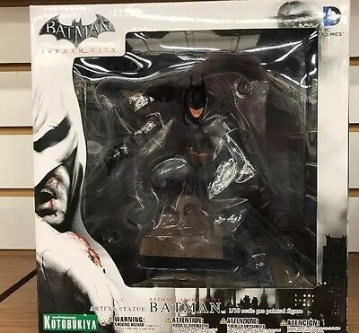 *NEW* DC Comics Batman Arkham City Batman 1/10 Scale ArtFX+ Statue by Kotobukiya