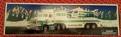 1995 Hess Truck and Helicopter with box