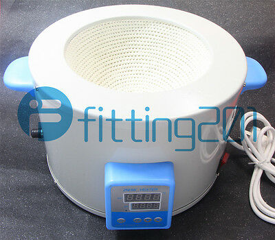 Digital Display 380℃ 2 L with Heating Mantle Thermostatic 110V or 220V 2000ml