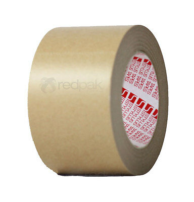 2 x Kraft Paper Tape 48mm x 50m - Use in Picture Framing Applications