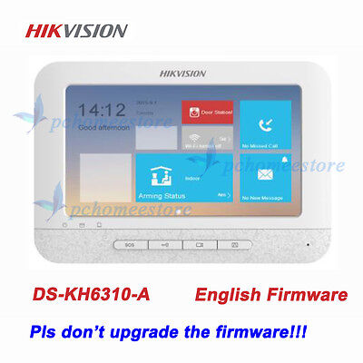 Hikvision DS-KH6310-A Replace DS-KH6310-W Video Intercom Indoor Station Monitor