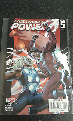 Ultimate Power Issue 5 of 9