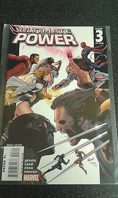 Ultimate Power Issue 3 of 9