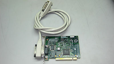 National Instruments PCI-GPIB 183617C-01 Interface Card W/ 6FT Cable  #TQ114