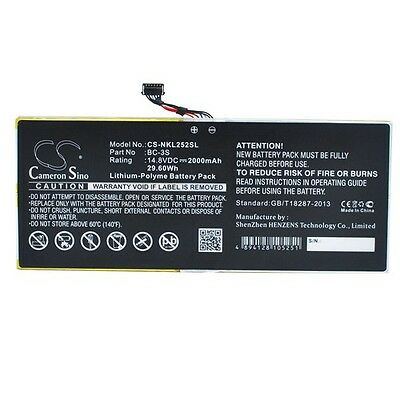 Replacement Battery For NOKIA BC-3S