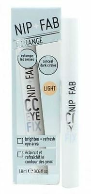 Nip + Fab CC Fix Eye Cream Complexion Corrector 1.8ml Light