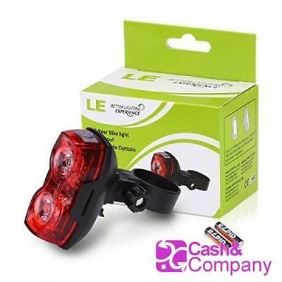Luz Posterior De La Bicicleta - Luces De Bicicleta Led - Lighting Ever 4059