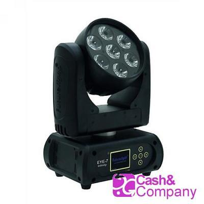 Futurelight 51841306 Eye-7 Infinity Led Moving-Head Beam 7090