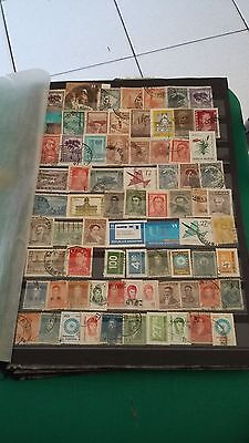 74 timbres Argentine (lot FE3)