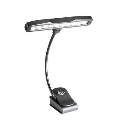 Ah Stands Sled 10 - Lampara De Lectura Led Con Pinza 5733