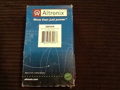 """Altronix  12-24VDC @4A Supervised Power Supply/Charger """"NEW"""""""