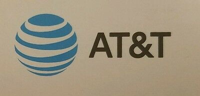AT&T Go Phone GoPhone $30 Refill with Physical Card PIN Prepaid Wireless Airtime