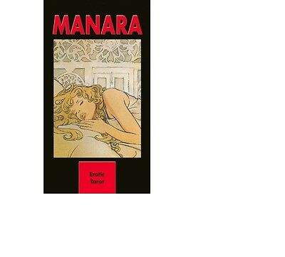 Esoterik Manara: Erotic Tarot (Art.-Nr.: 	EX24(UK))