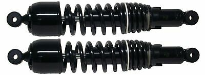 Shocks 335mm Pin+Pin(Type 1)Supplied all black (Pair)