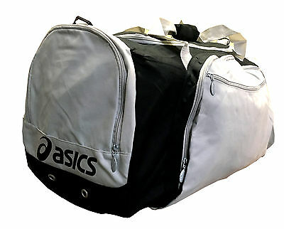 Asics Weekend Travel Holdall Gym Team Training  Duffle Travel Kit Bag