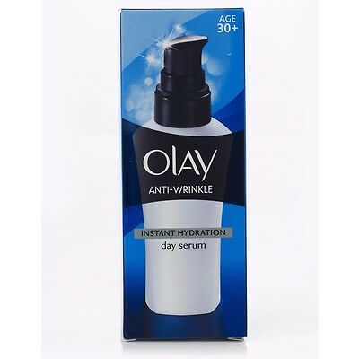 Olay Anti-Wrinkle Instant Hydration Day Serum 50ml For Her
