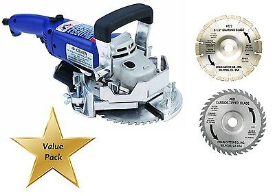 Crain 825 Heavy-Duty Undercut Saw Value Pack