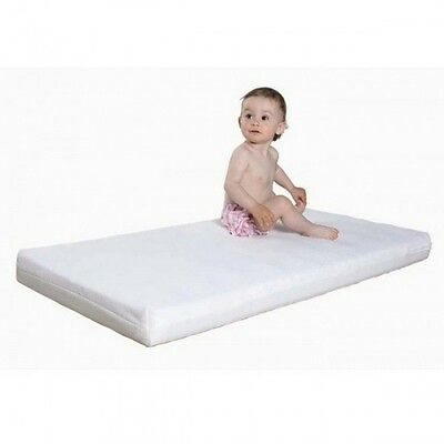 BABY COT BED METTRESS BABY TODDLER NURSERY FOAM BREATHABLE 120x60 140x70
