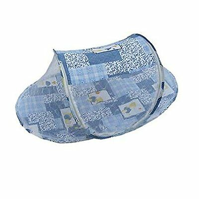 HAKACC Instant Crib Netting Portable Breathable Travel Baby Tent, Beach Play and