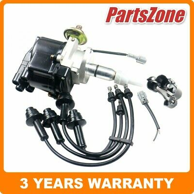 Electronic Distributor Fit for Toyota 1Y 2Y 3Y 4Y 1 VAC Advance Carburetor Dizzy