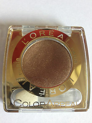 LOREAL COLOR  EYESHADOW COLOUR no 168 BROWN LAME NEW