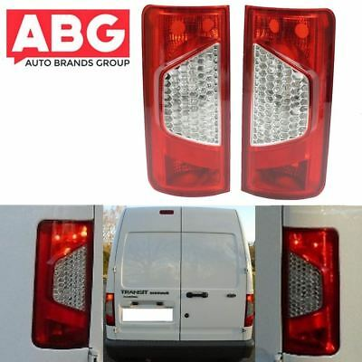 For Ford Transit Connect 2002-2013 2x Rear Tail Lamp Light Lens Left Right Side