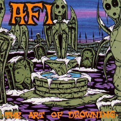 Afi Cd - The Art Of Drowning (2000) - New Unopened - Rock