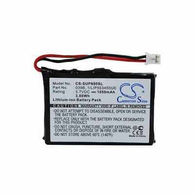 Replacement Battery For SURESHOT GPS 039B