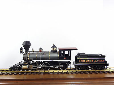 Accucraft 1:24 Gauge 1 Brass Southern Pacific SP Coast 2-6-0 Mogul Steam Engine
