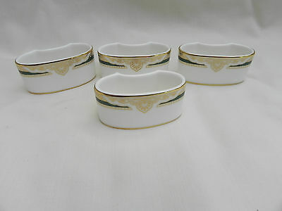 Royal Doulton FORSYTH H5197 FOUR NAPKIN RINGS , (No 2.)