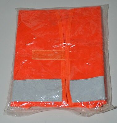 Warning Vest Orange Unisize