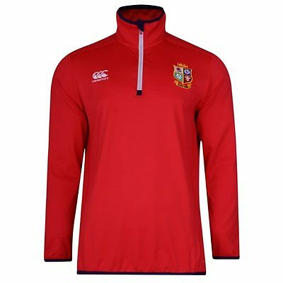 British & Irish Lions Rugby Thermoreg First Layer Top - 2017
