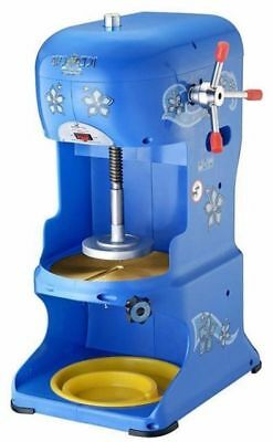 Great Northern Commercial-Grade Blue Ice Shaving Machine Stainless Blades