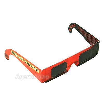 Thousand Oaks Optical Solar Eclipse Viewing Glasses - Pack of 10
